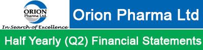 orion pharma Q2